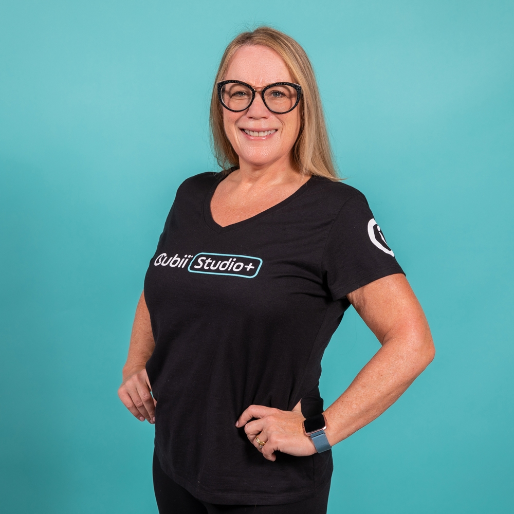 Cubii Studio+ Trainer - Anne Burnell