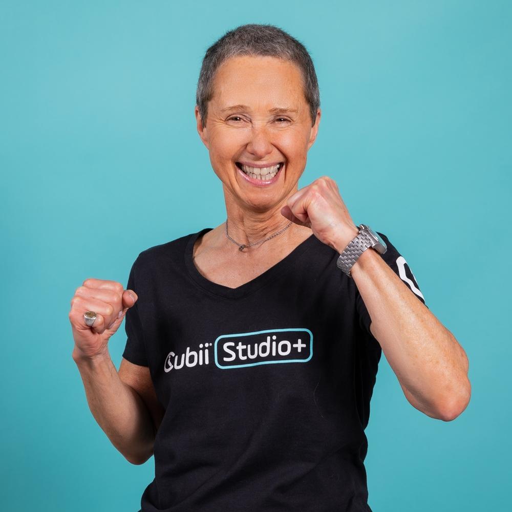 Cubii Studio+ Trainer - Sandi Berger